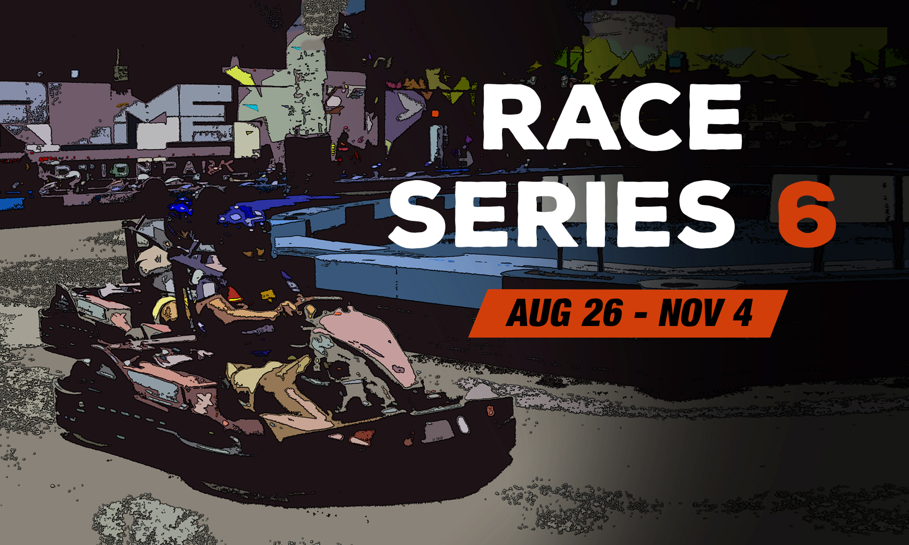 Fall Race Series starts August 26, 2019