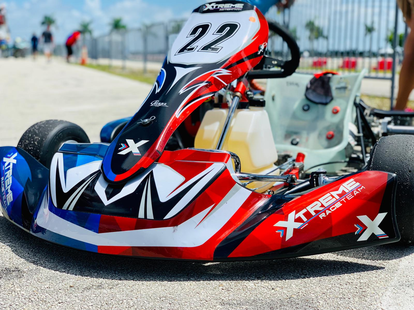 Xtreme Race Team Go Kart