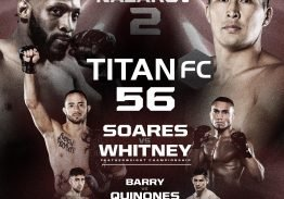 Titan FC 56: Live MMA Fight