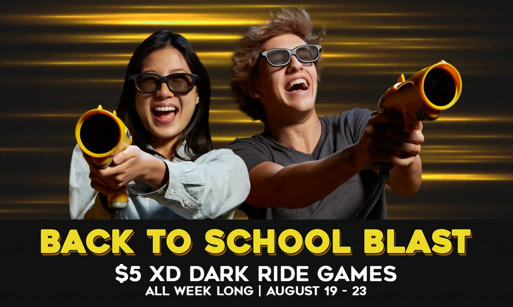 back to school blast special 2019