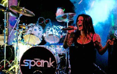 Live Band – Spank