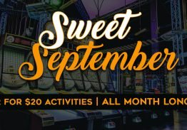 Sweet September Savings