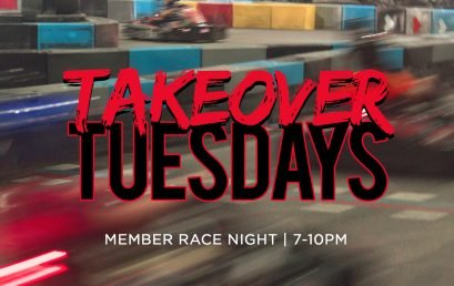 TAKEOVER TUESDAYS