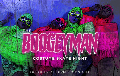 Boogeyman Adult Skate Night