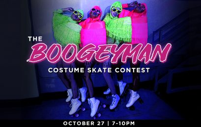 The Boogeyman Adult Skate Night
