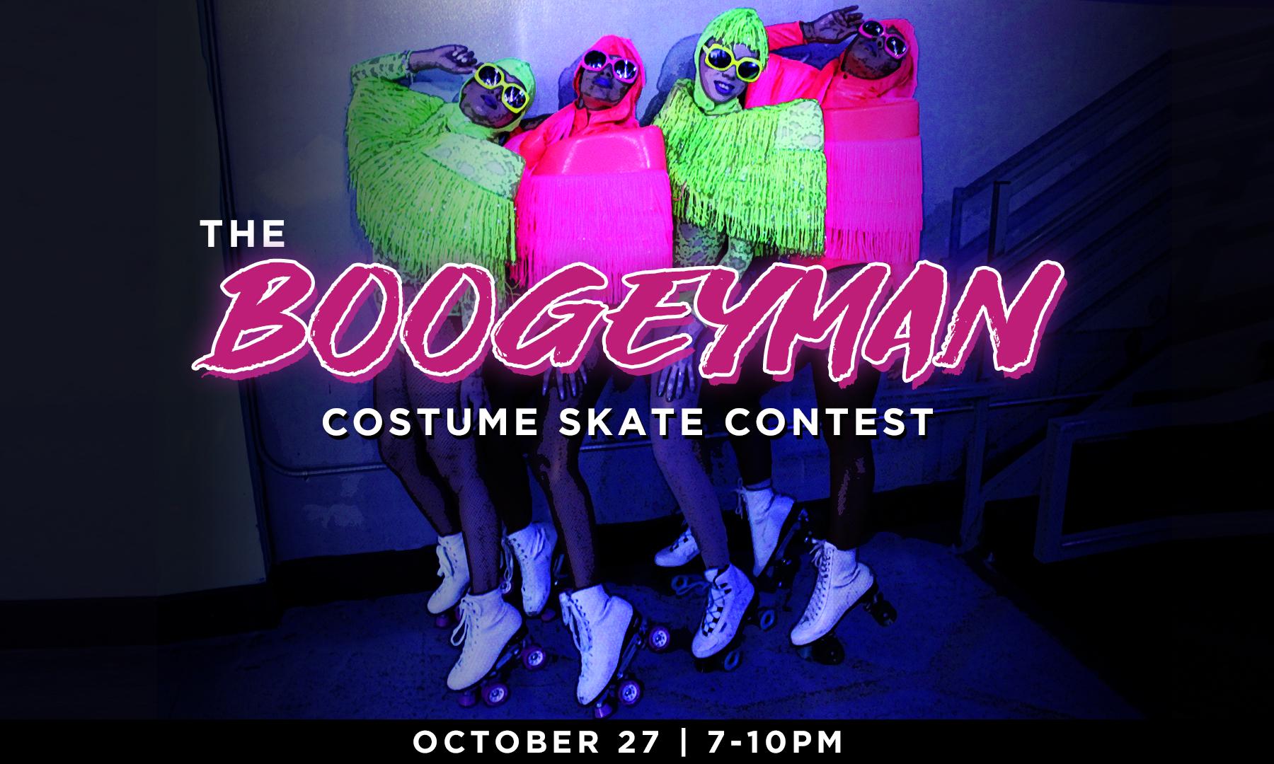 The Boogeyman Adult Skate Night