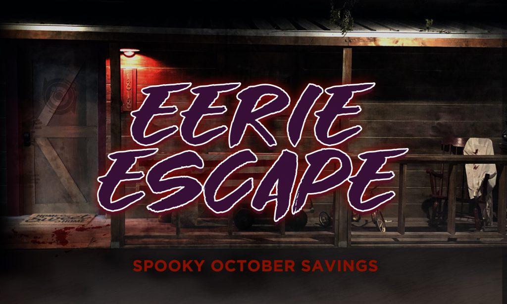 halloween october escape rooms deal