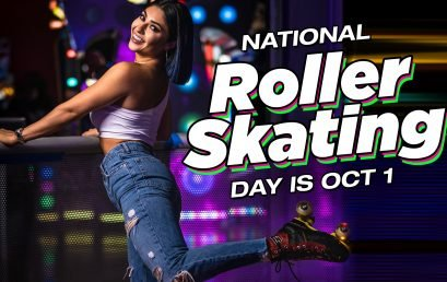 National Roller Skating Day!
