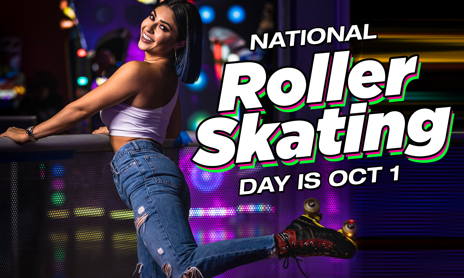 National Roller Skating Day Special