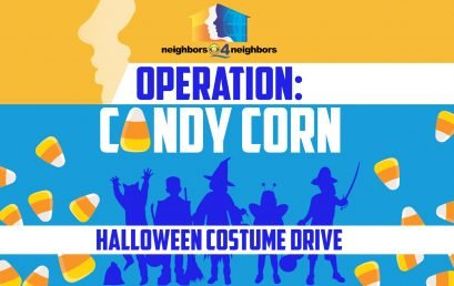 Operation Candy Corn – Donate your old Halloween Costumes