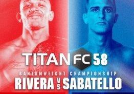 Titan FC 58 LIVE at Xtreme