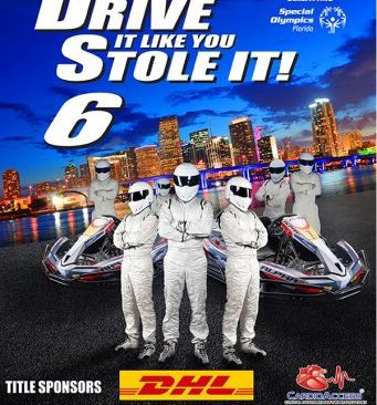 Drive It Like You Stole It | Fundraising Event