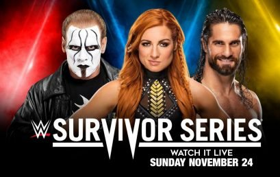 Watch WWE Survivor Series