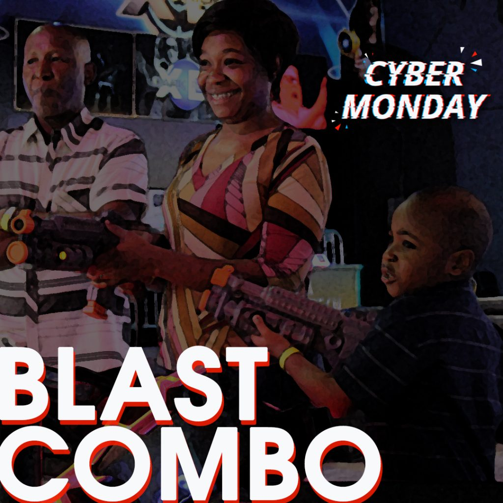 cyber monday deal on Blast Combo