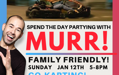 Spend the Day with Murr!