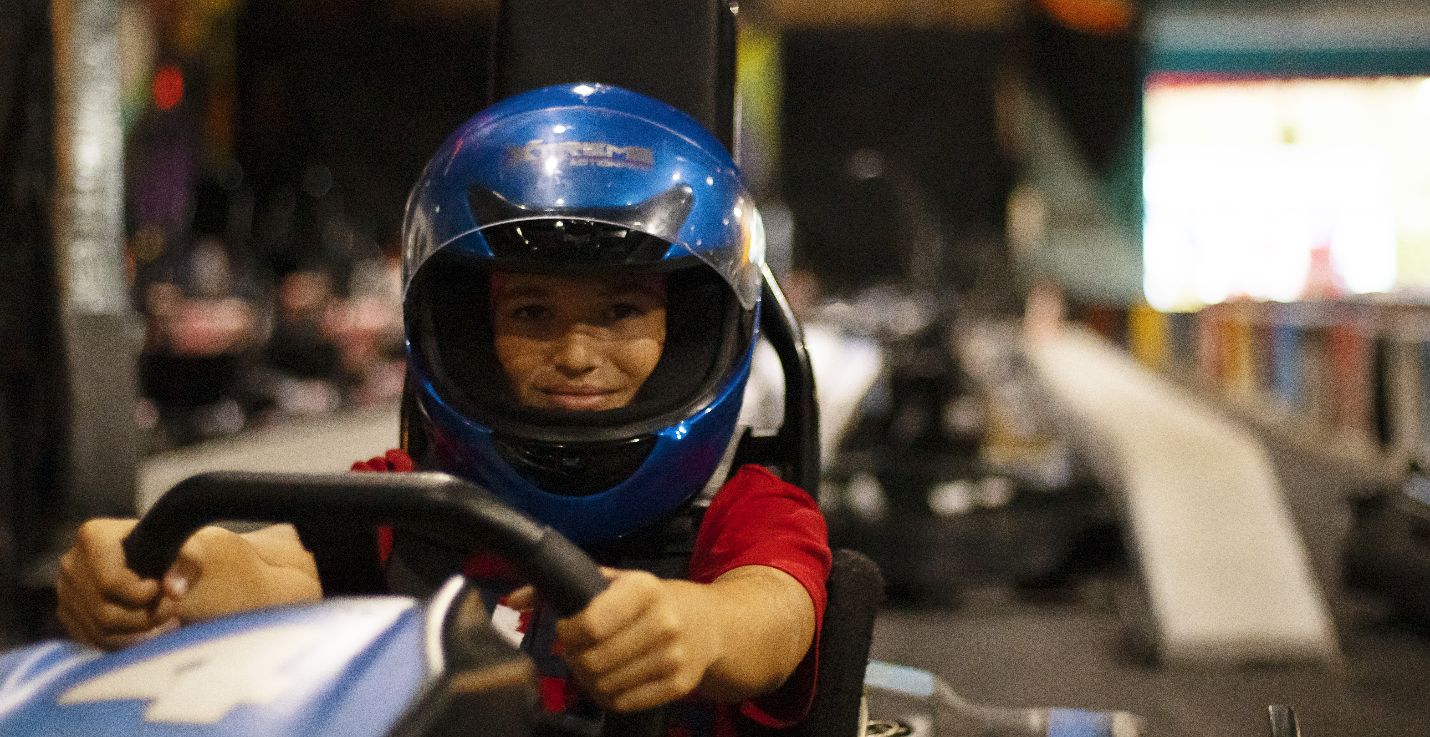 Kid Go Kart Fun