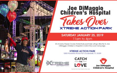 Joe DiMaggio Children's Hospital Take Over Day