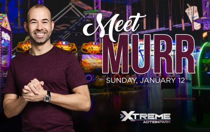 "Meet James ""Murr"" Murray!"