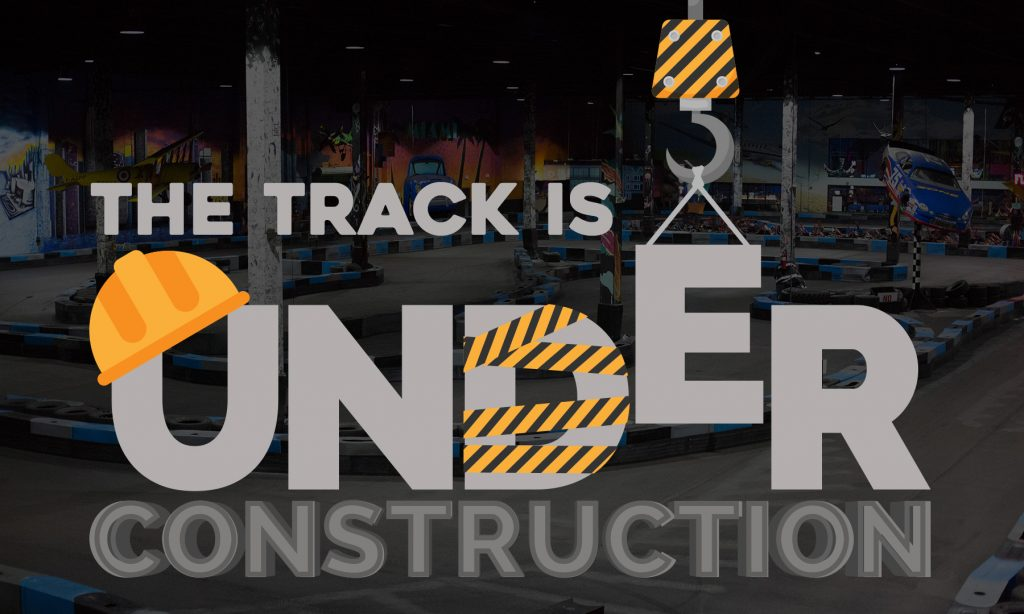track closed for updates