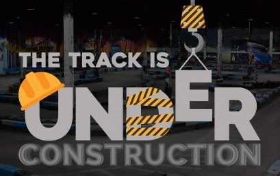 Track Closed for Upgrades