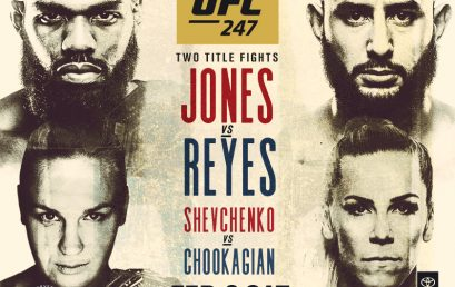 Watch UFC 247 at the Pit Bar