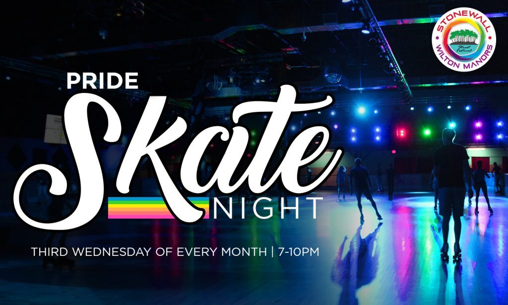 pride skate nights 2020