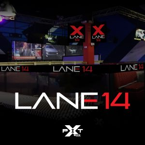 Lane 14 Event Space by the Pit Bar
