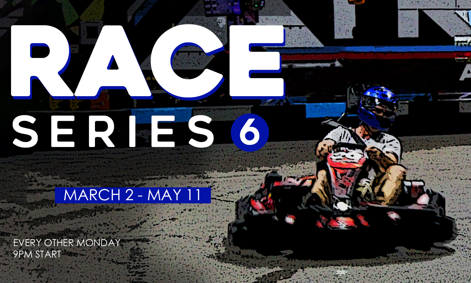 Race Series 6 Promo Image