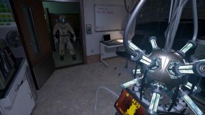 Time Travel Paradox VR Escape Room