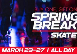 Spring Break Skate 2020