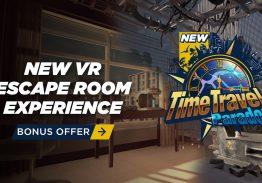 New VR Escape Game Offer