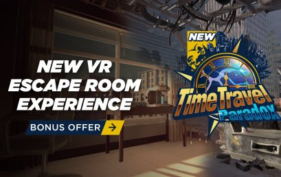 New VR Escape Game Offer