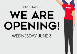 The Park will Open June 3!
