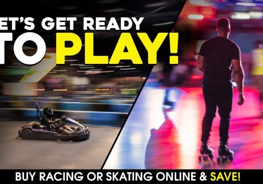 Karting & Skating Now Open!