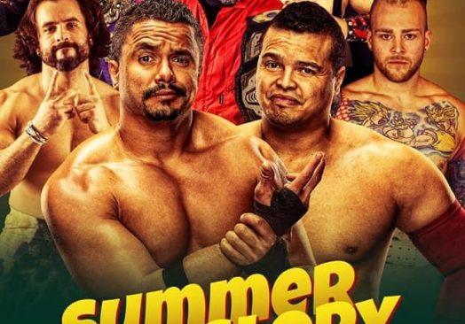CCW presents Summer Glory Wrestling