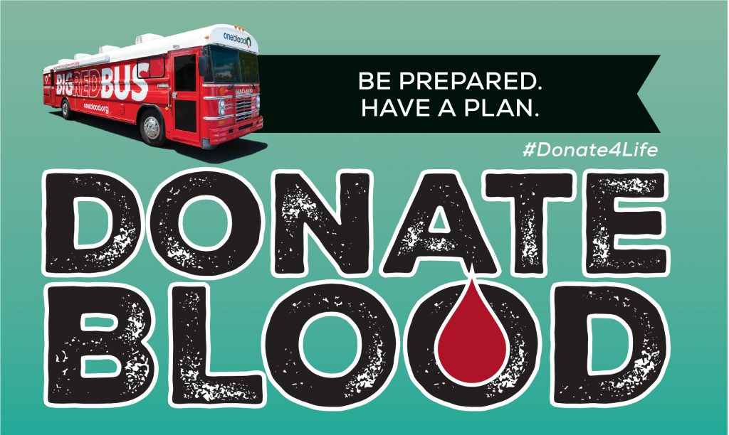 One Blood Drive at Xtreme