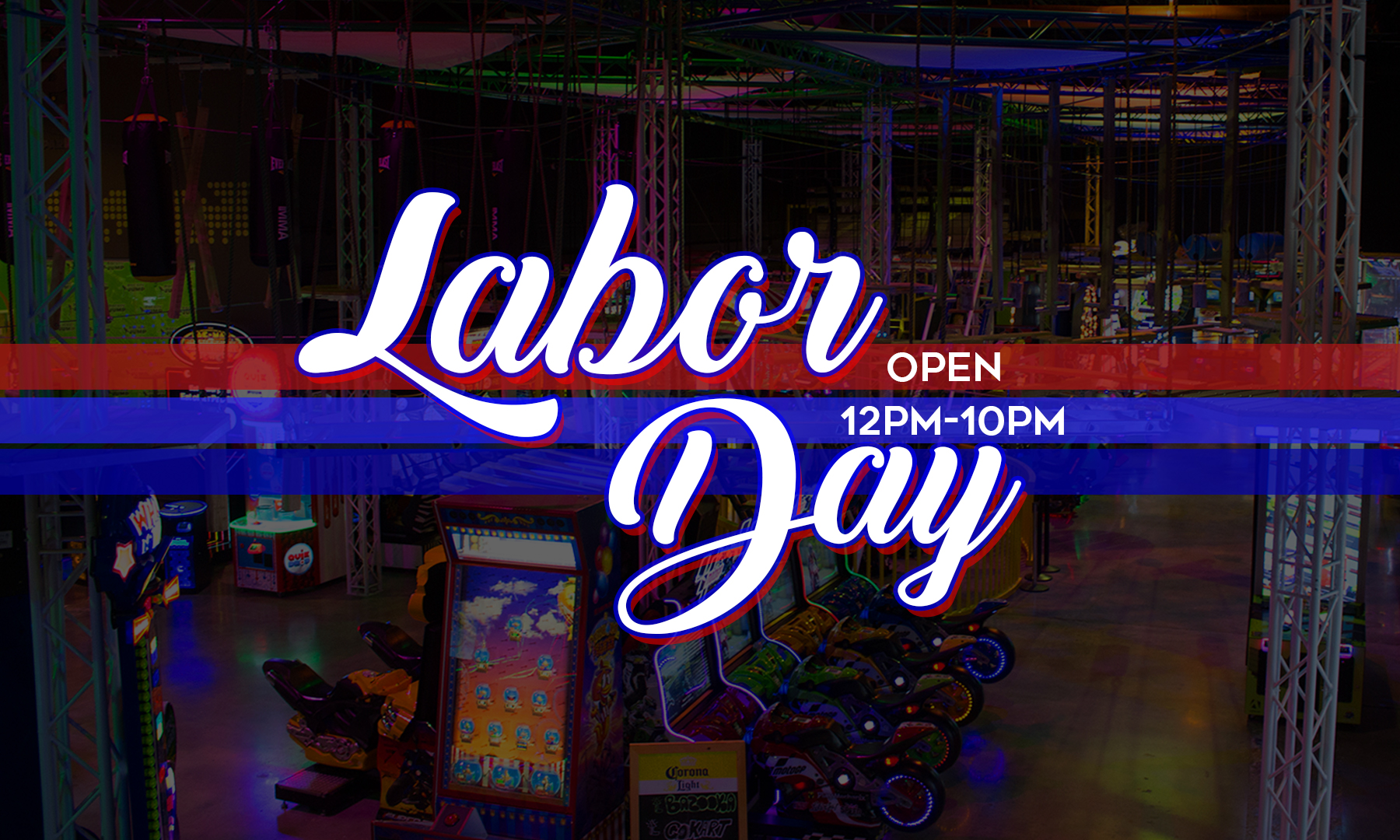 Open on Labor Day 2020