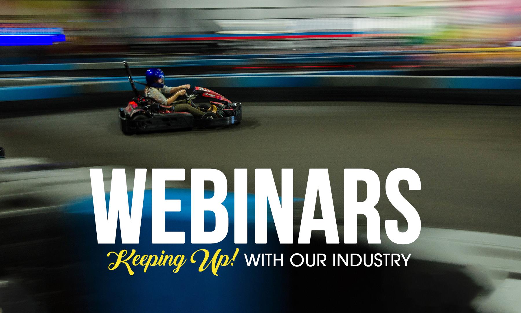 Industry Webinars & Updates