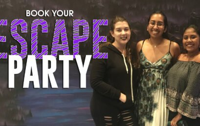 Evolution Escape Party