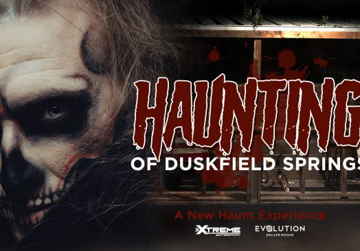 Haunting of Duskfield Springs Open Today