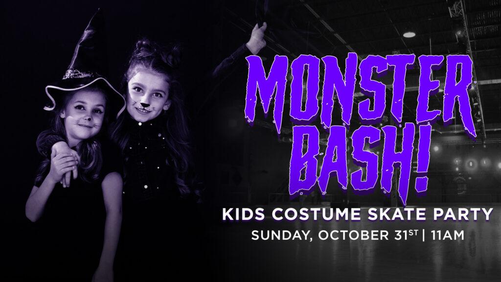 Monster Bash Kids Skate - slider1