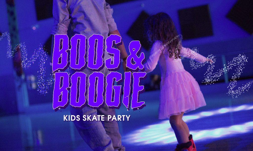 Kids Halloween 2020 Skate party