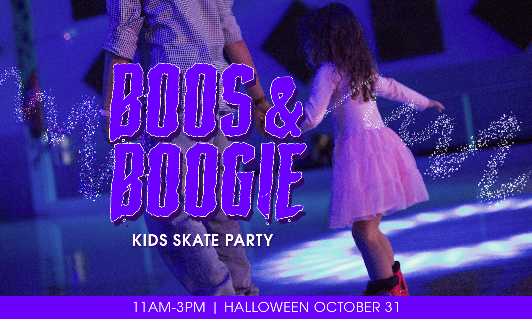 Kids Halloween Skate Party