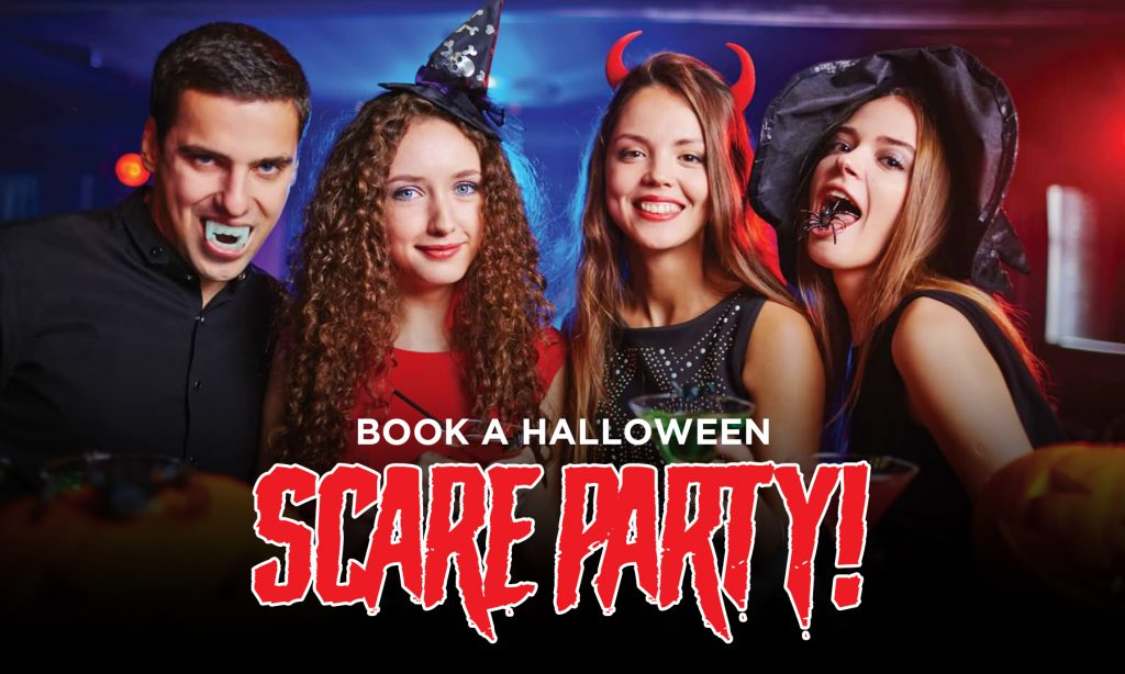 Plan a Halloween Scare Party