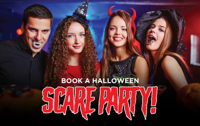 Halloween Scare Party