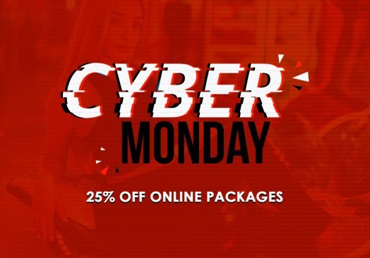 Online Cyber Monday Savings