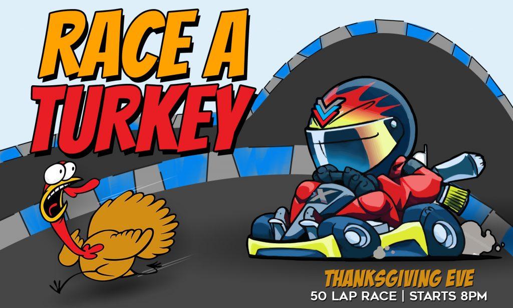 Race a Turkey 2020