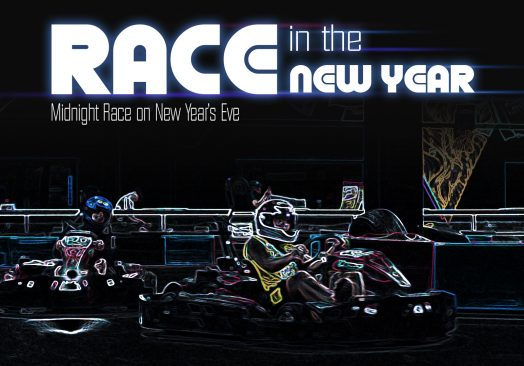 11pm Race in the New Year