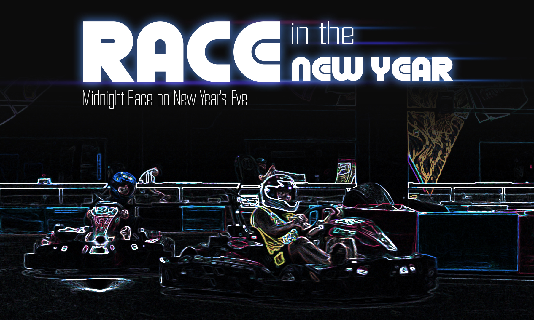 New YEar Eve Race at Xtreme 2020