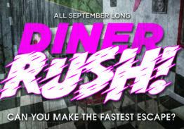Escape Room Challenge: Diner Rush!